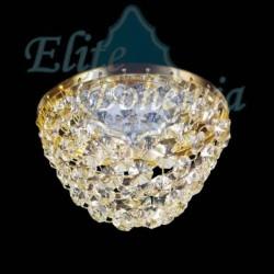Встраиваемый хрустальный светильник Elite Bohemia L001/0/05