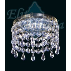 Встраиваемый хрустальный светильник Elite Bohemia L003/0/03-3 N